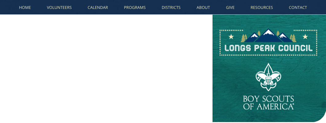 Boy Scouts of America Long's Peak Council